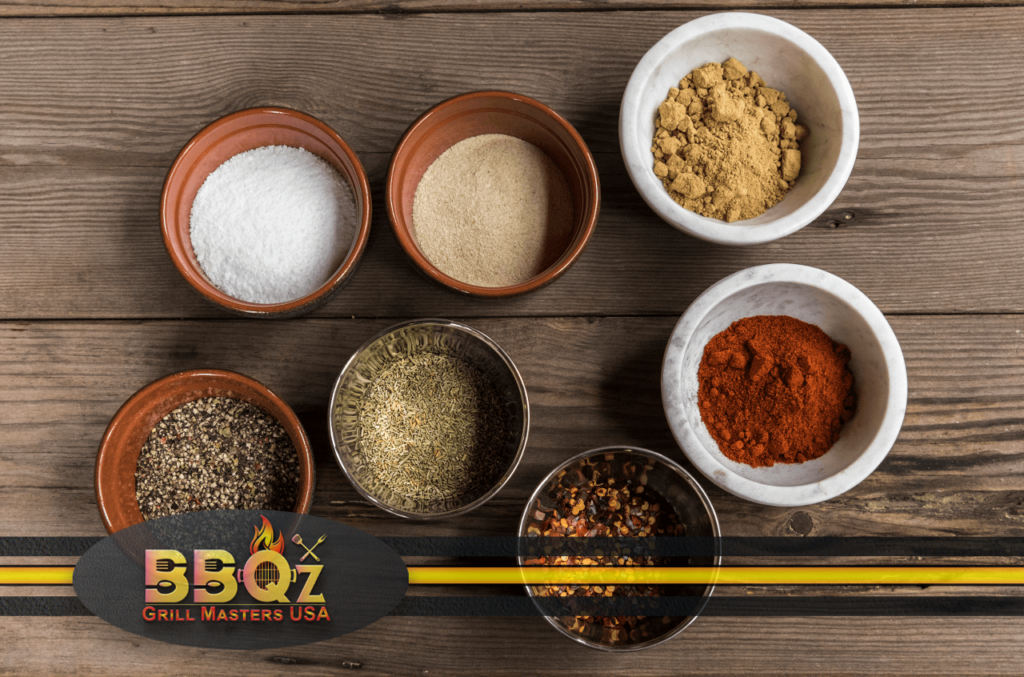 Top 5 Dry Rub Spices For BBQ Chicken