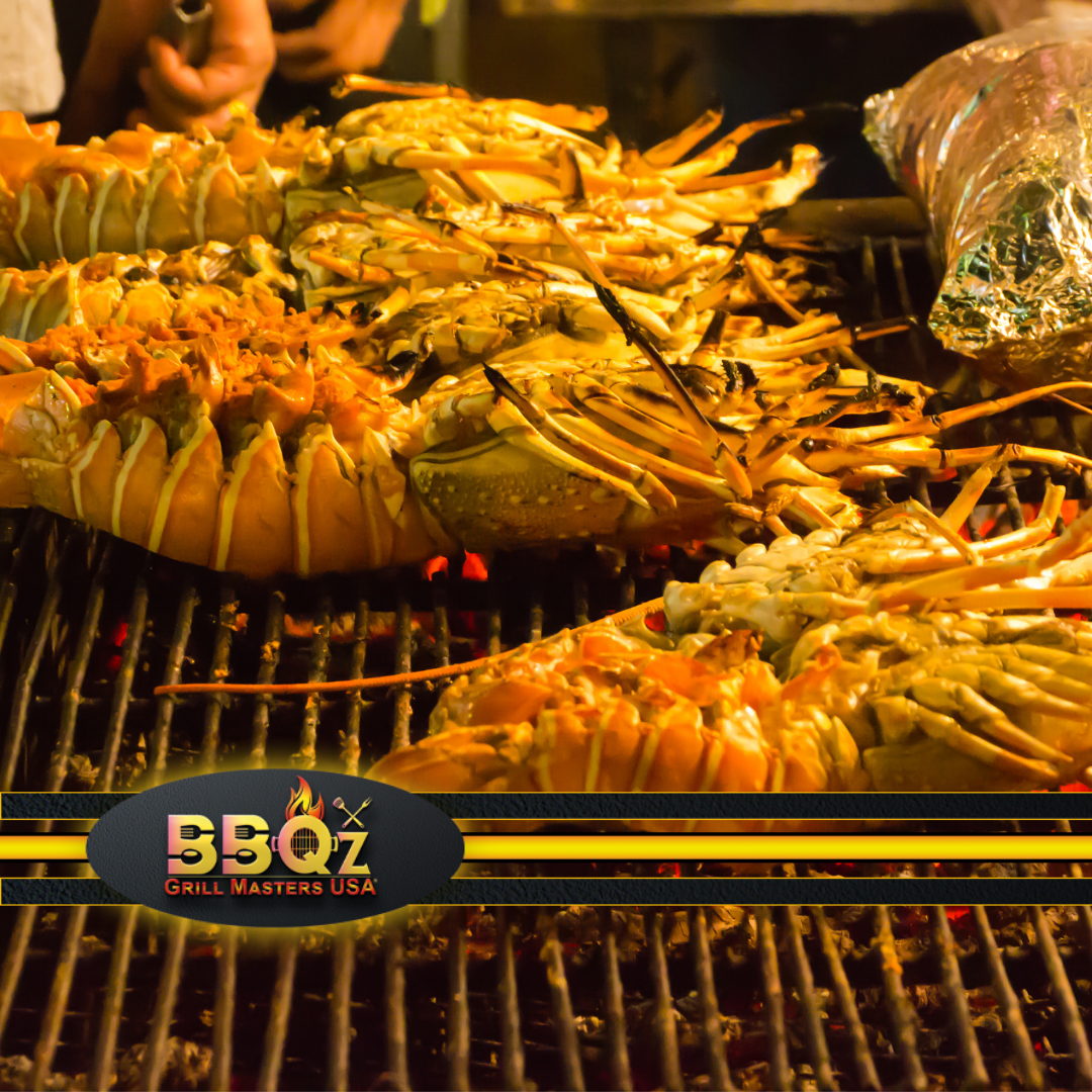How to Grill Lobster Tails on Gas Grill