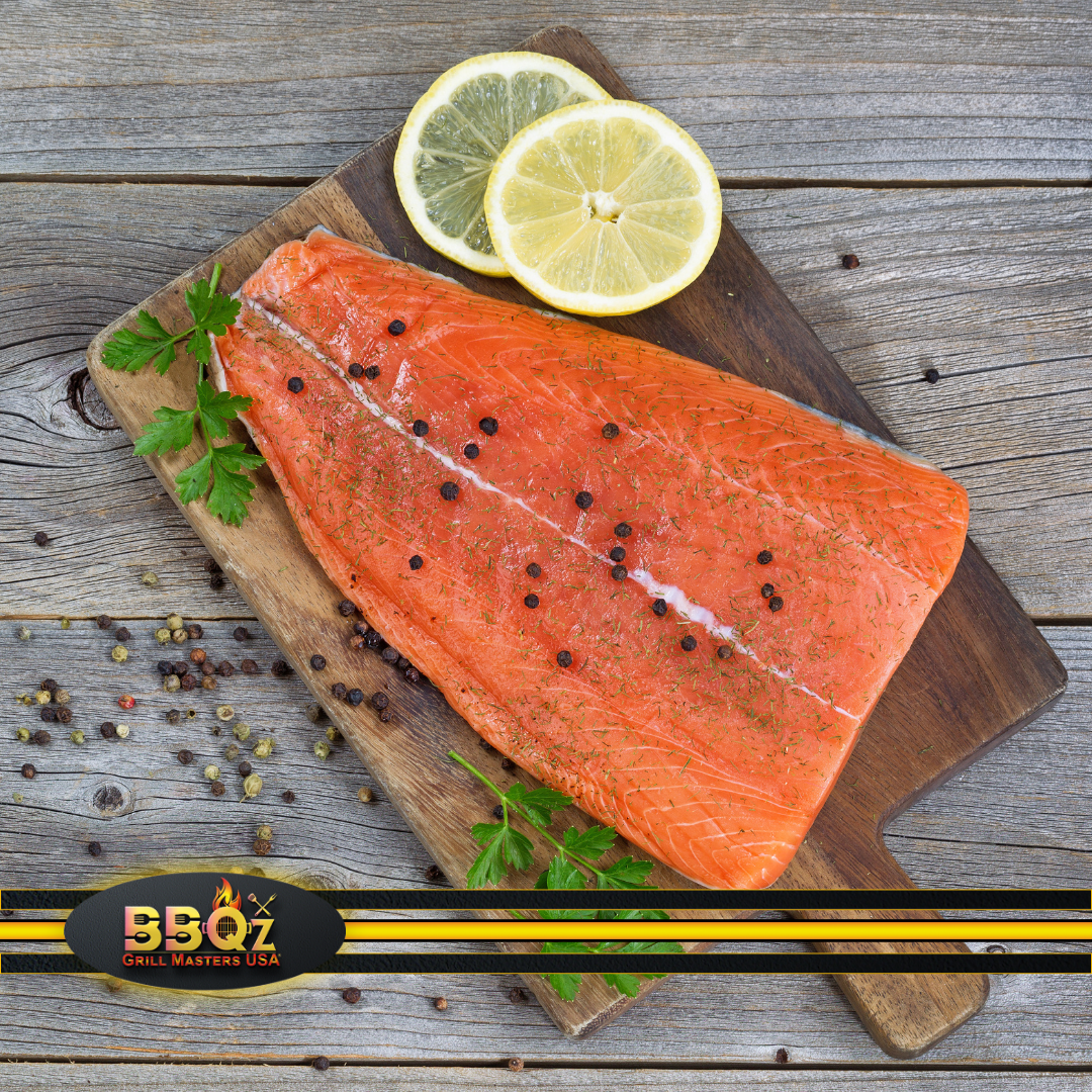 How to Grill Salmon in Foil on a Gas Grill